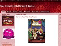 Movie Reviews by Bindu Cherungath (Bindu C)