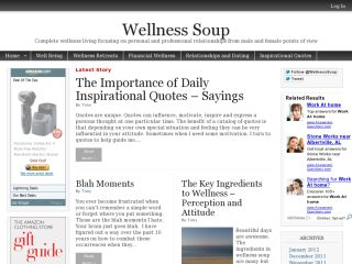 Wellness Soup