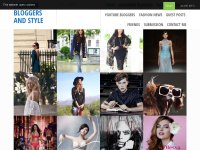 Fashion Bloggers And Style