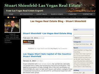 Stuart Sheinfeld -Las Vegas Real Estate Blog