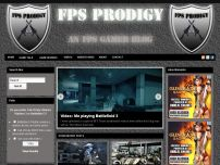 FPS Prodigy - An FPS gamer blog!