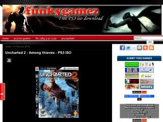 PS3 Iso Games Download,Eboot,Jailbreak  And Fix