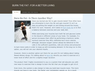 Burn Fat with This AMAZING Product!
