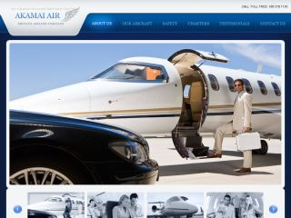 Akamai Air - Private Aircraft Charter Services