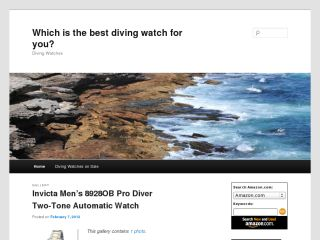 Which is the best diving watch for you?