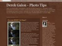Derek Galon - Photo Tips.