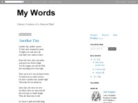 Anik Sengupta | My Words