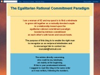 The Egalitarian Rational Commitment Paradigm
