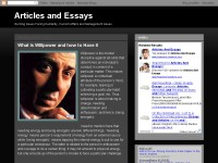 Articles and Essays