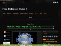 Solomon Islands Contemporary Music