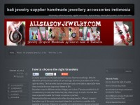 allseasonjewelry wholesale women accessories, bali