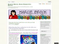 Marcie Brock - Book Marketing Maven