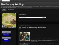 The Fantasy Art Blog