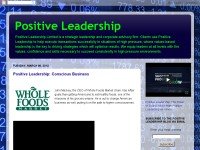 Positive Leadership