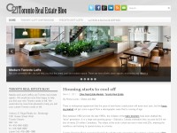 Toronto Real Estate and Condo Blog