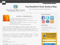 Pam Hamilton's Home Business Blog
