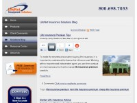 Lifenet Insurance Solutions Blog