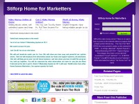Stiforp Home for Marketters