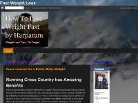 Harparam's How to Lose Weight Fast
