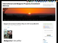 International & Bulgaria Property Advises