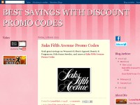 Best saving with discount promo codes