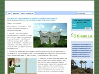 Southern California Green Real Estate Blog