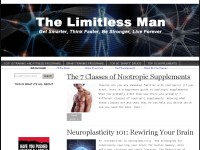 The Limitless Man