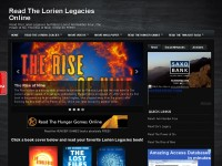 Read The Lorien Legacies Online