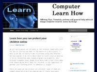Computer Learn How