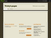 Vicky's pages