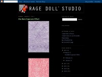 Rage Doll Studio- Artiste Mark Chubb, California
