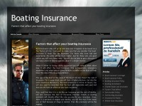 Boating Insurance