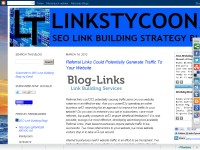 SEO Link Building Strategy Blog For Better Ranking