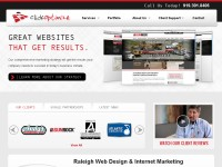Raleigh Web Design