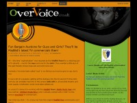 Anthony Richardson - OverVoice Blog