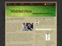 Whirled Peas - A Blog about Politics & Culture