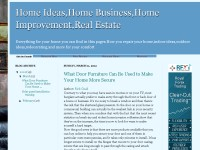 Home Ideas,Home Business,Home Improvement,Real