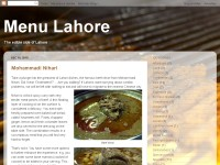 The edible side of Lahore