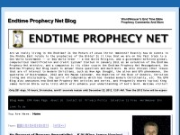 Endtime Prophecy Net Blog