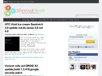 ShrewdGeek - Sharing technology News