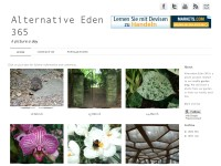 Alternative Eden 365 - A Picture a Day