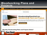 Woodworking Plans and Project
