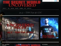 The Secret World Uncovered Podcast