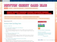 Newton Credit Card Blog