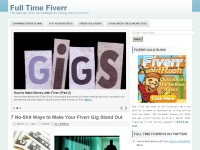 Full Time Fiverr