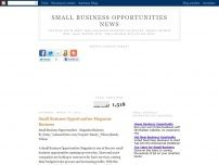 Small Business Opportunities News
