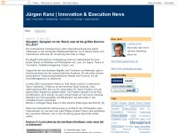 Juergen Kanz | Innovation & Execution News