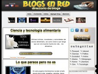 Blogs en Red - blog directory