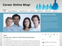 Career Online Blog