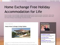 Home Exchange Free Holiday Accommodation for Life